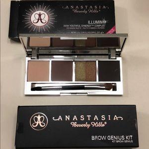 Anastasia Beverly Hills brow genius kit & palette